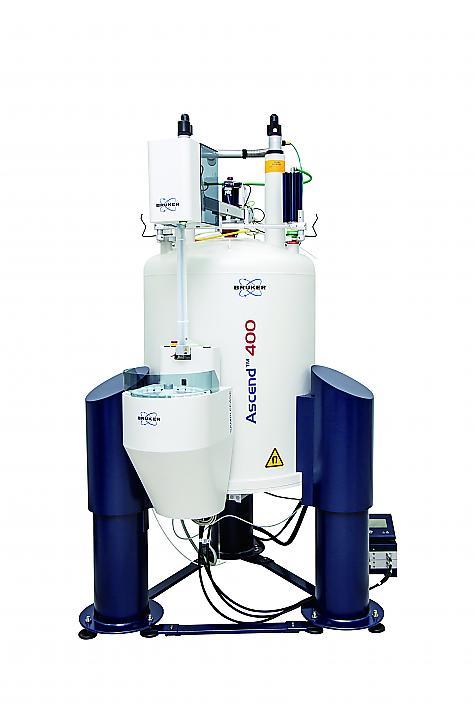 400 MHz FT-NMR (Bruker)