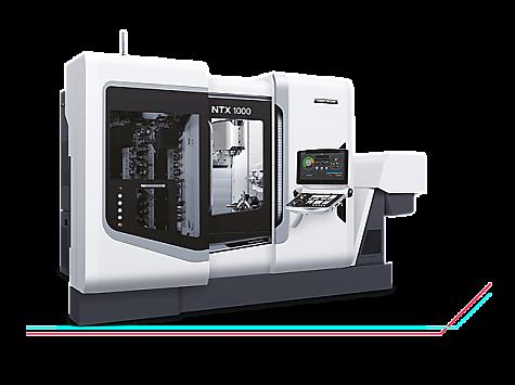 CNC Multi Tasking Machine